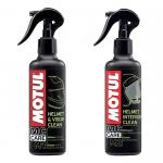 MOTUL Σετ Καθαριστικό Κράνους Μ1 και Μ2  4050123-M1 M2