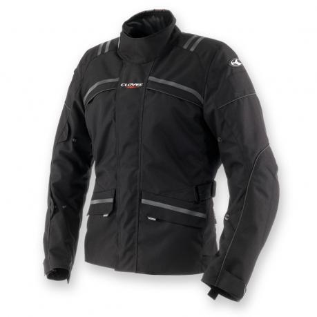 Μπουφάν χειμερινό μοτοσυκλέτας μαύρο CLOVER 1744 STORM 4080055