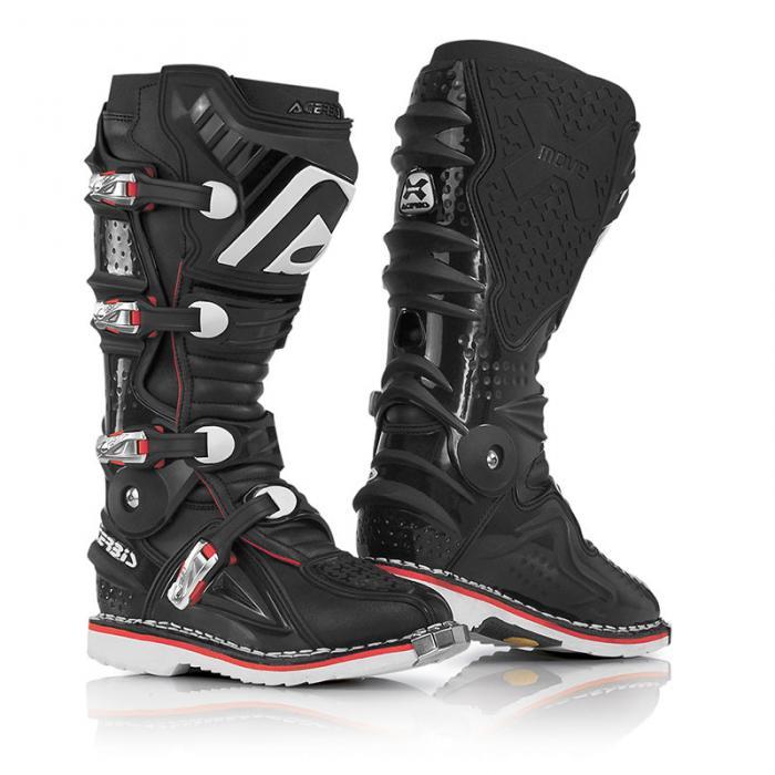 Μπότες Acerbis X-Move 2.0 Μαύρες ACE000XMO03
