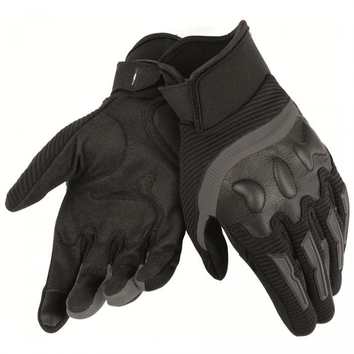 Γάντια Dainese Air Frame Gloves Μαύρο - Γκρι 919-30-761103