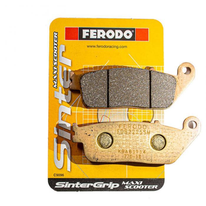Εμπρός Τακάκια Ferodo Sinter Grip Scooter Για Yamaha X-Max 250 10-13 FDB2225SM FDB2225SM