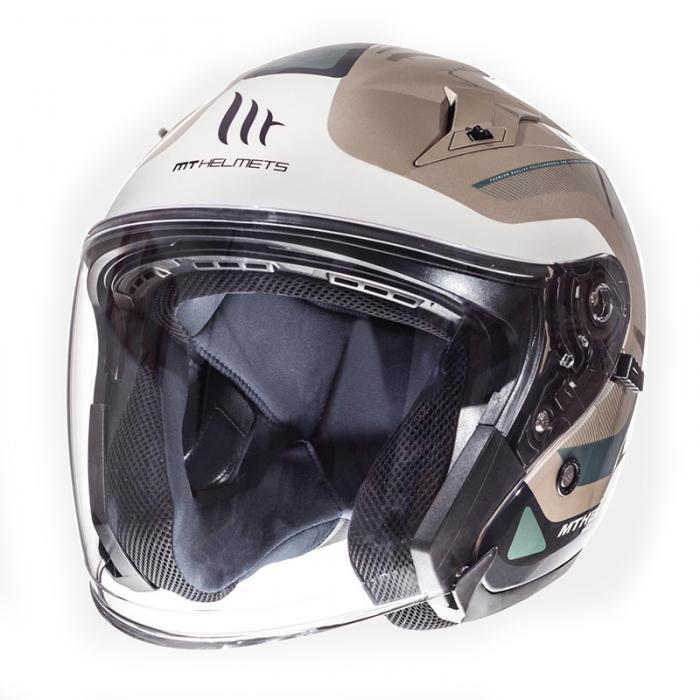 Κράνος Jet ΜΤ Helmets Avenue SV Crossroad Winter MTH000KRA186