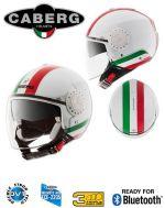 Caberg RIviera V2+ ITALIA Άσπρο