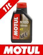 MOTUL 5100 4T 15W-50 1lt