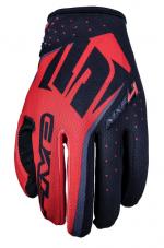 Five Γάντια MXF4 κόκκινο