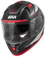 Givi H50.6 Stoccarda Follow Titan/Silver/Red