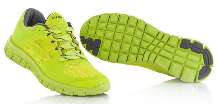 Acerbis Παπούτσια Corporate Κίτρινο Fluo 17806.063