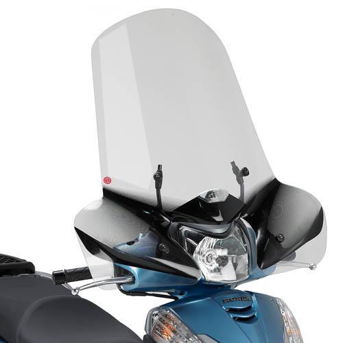 GIVI 307A ζελατίνα Honda SH 300i '07-'11