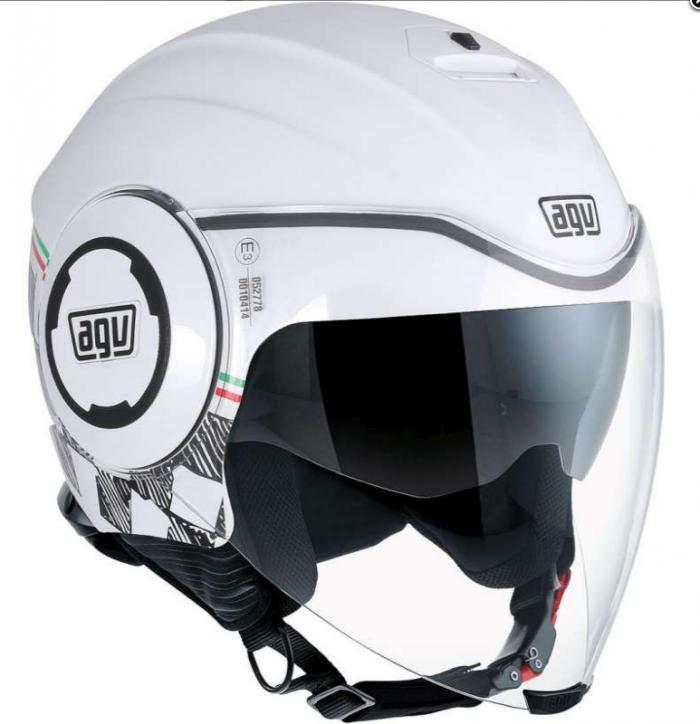 AGV Fluid Multi Garda White/Italy