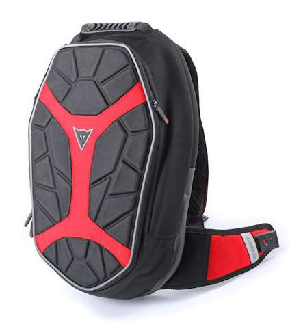 DAINESE D-EXCHANGE BACKPACK Small Black/Red