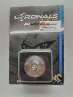 Ταπα λαδιου Yamaha Crypton 135 κατω CARDINALS μαγνητικη ασημι