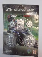 Καπακια κεφαλης Honda Astrea RCB (RACING BOY) τιτανιο