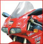 Airblade Ζελατίνα για Ducati 848/1098 07>  Διάφανη
