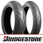Λάστιχα Bridgestone S 20 Evo 120/70R17 & 190/50R17, 1 ζευγάρι