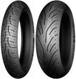 Ζευγάρι Λάστιχα Michelin Pilot Road 4 120/70-15 & 160/60-15