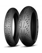 Λάστιχα Michelin Power SuperSport 120/70  ZR 17 58W & 180/55 ZR 17 73W, 1 ζευγάρι