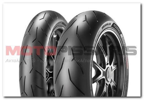 Ζευγάρι Λάστιχα Pirelli Diablo Rosso Corsa 120/70ZR17 & 160/60ZR17