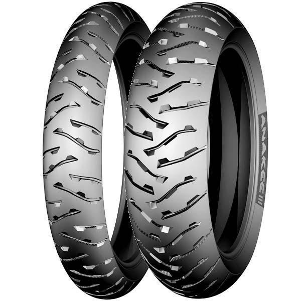 Ζευγάρι Λάστιχα Michelin Anakee 3 110/80 VR - 19 & 150/70 VR - 17