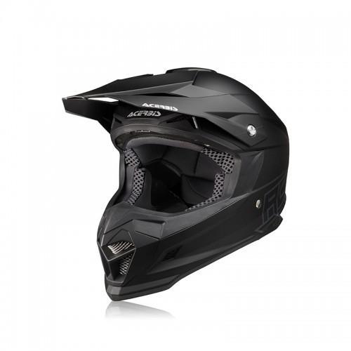 Κράνος Acerbis Profile 4.0 Μαύρο Ματ, XL