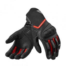 Καλοκαιρινά Γάντια Revit Striker 2 Black-Red