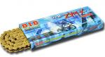 ΑΛΥΣΙΔΑ DID JAPAN 520 ZVM-X G X 114 ΧΡΥΣΗ / ΧΡΥΣΗ