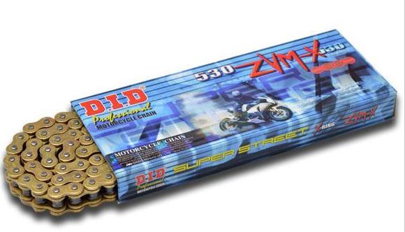 ΑΛΥΣΙΔΑ DID JAPAN 530 ZVM-X G X 118